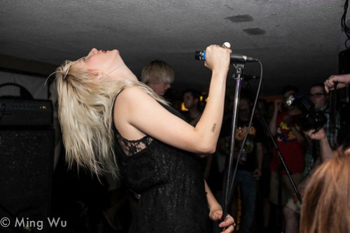 White Lung @ House of Targ