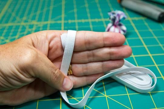DIY Ring Pin Cushion