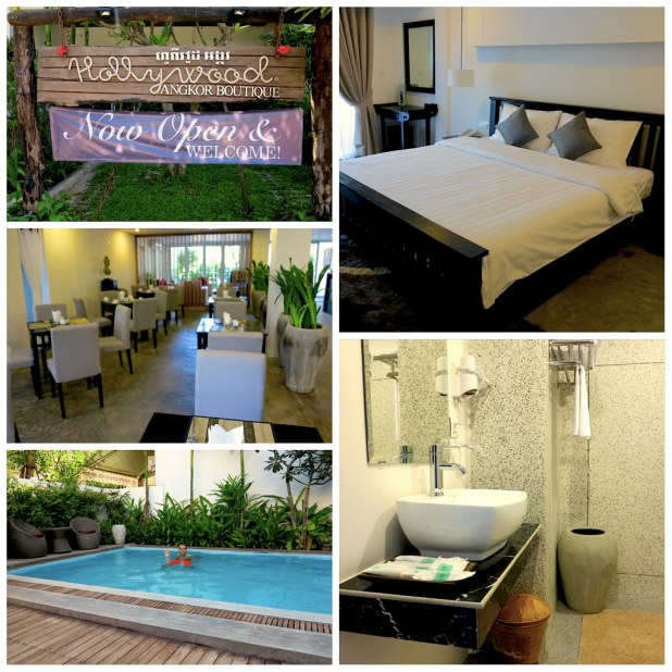 Hollywood Angkor Boutique Hotel Siem Reap