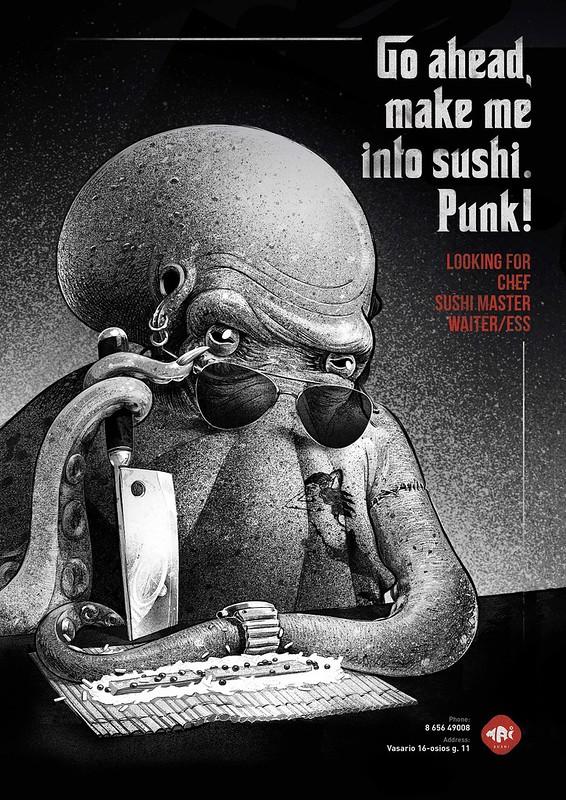 Mai Sushi Job - Sea Gangsters 2
