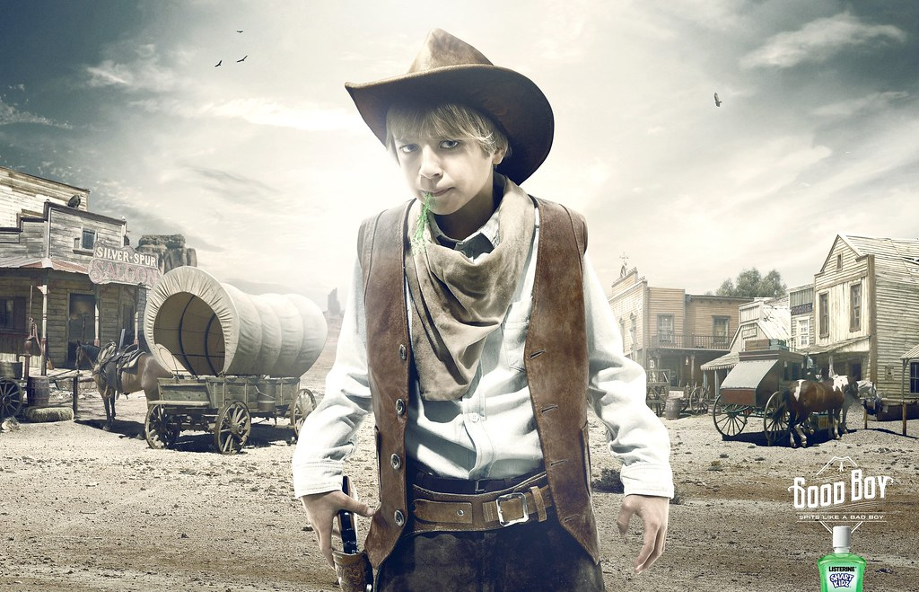 Lizterine Kids - Good Boy Cow Boy