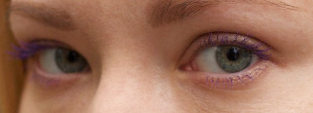 03 Dior Addict It Lash#162 Deep Purple makeup