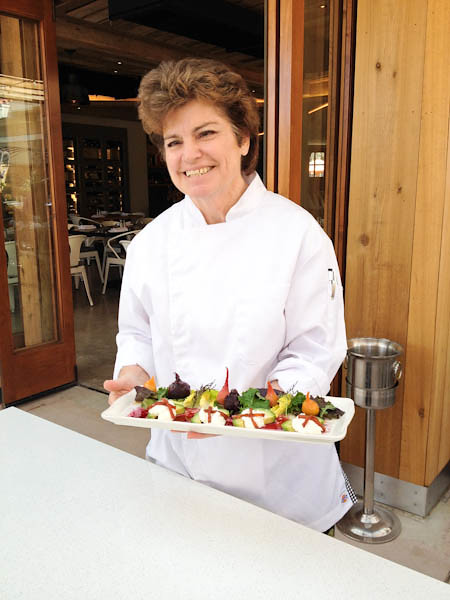 Executive Chef Cathy Pavlos, Provenance