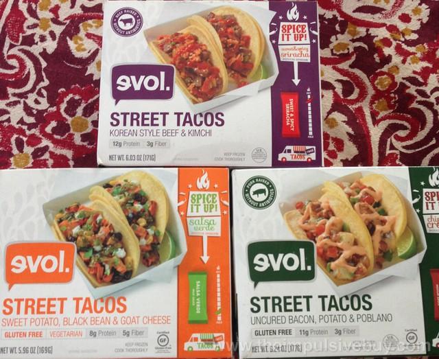 evol Street Tacos