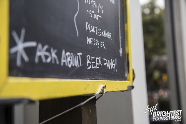 International Beer Day at Piazza Beer Garden - Photos by Shira Stoll