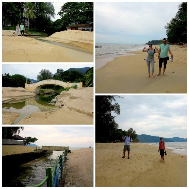 Batu Feringhi Playa Penang