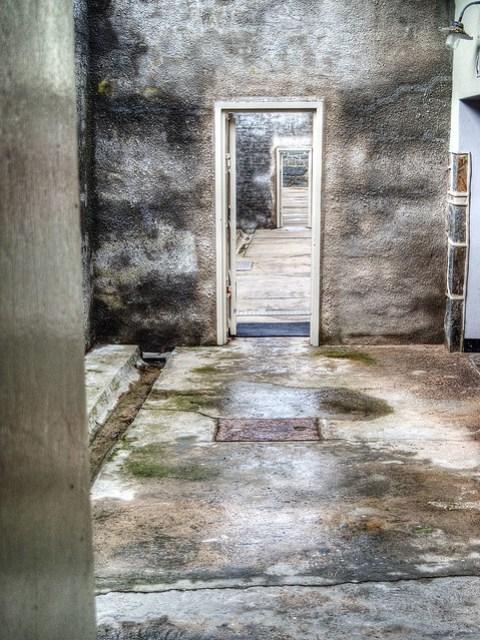 Doors upon doors.