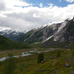 6 viajefilos en Noruega, Austerdalsbreen 06