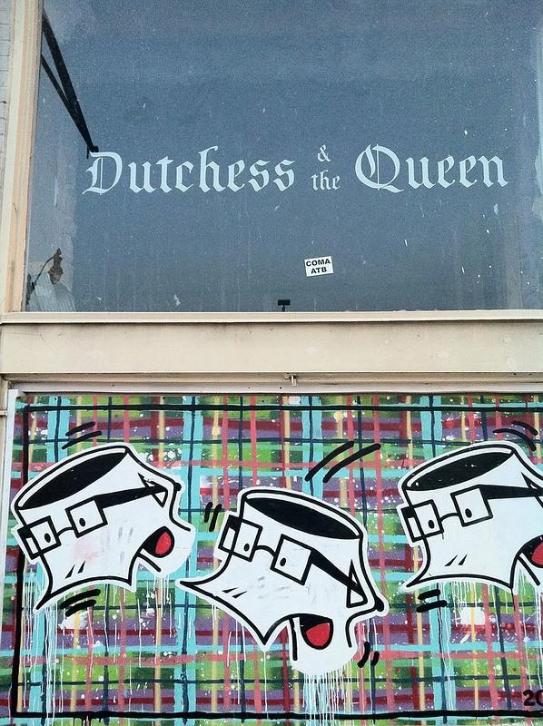 Duchess & queen