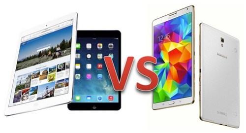 iPad Mini Retina Display vs Samsung Galaxy Tab S
