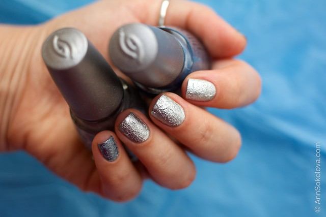 05 China Glaze   Aluminate + Iron Out The Details