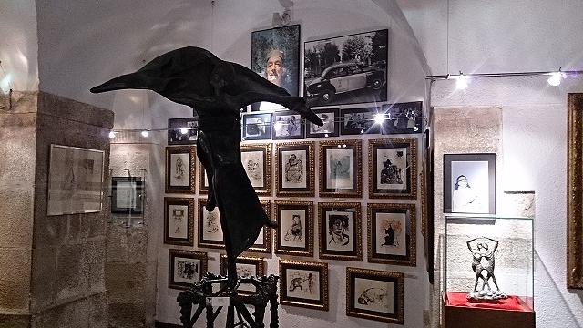 バルセロナのダリ美術館
