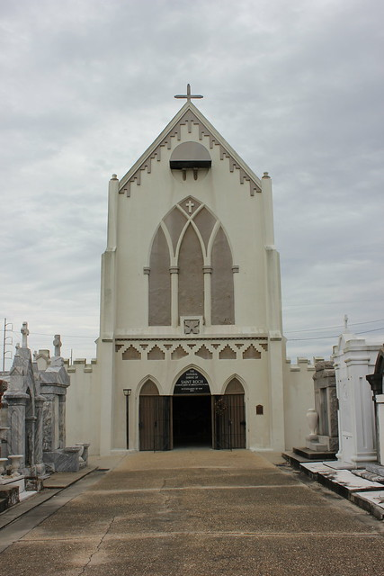 National Shrine of Saint Roch