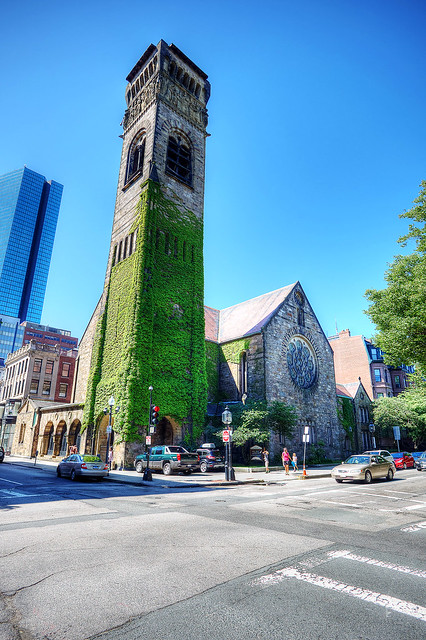 First Baptist Church of Boston.