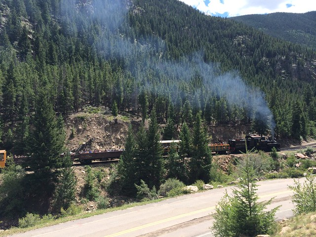 Picture from Georgetown, Colorado