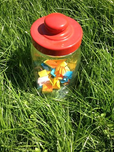 9. Make a TBR Jar