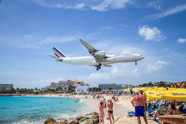 St. Maarten airport