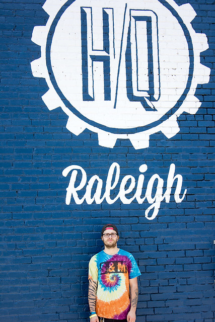 Downtown Adventures HQ Raleigh // mybelovednewo.com