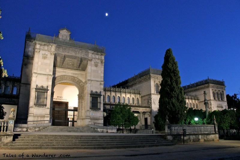 SEVILLA - Plaza de América - Museo Arqueológico