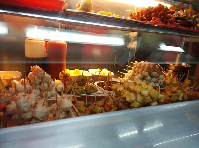 Different Fried Delicacies at Eat Fresh