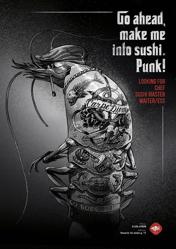 Mai Sushi Job - Sea Gangsters 3