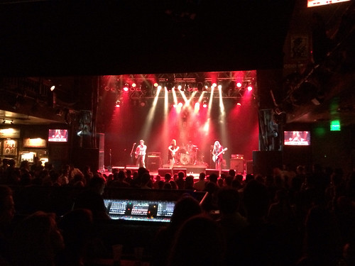Sugar Stems at the Wet Hot Skamerican Summer at the House of Blues, Anaheim
