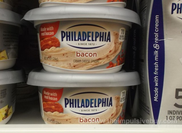 Kraft Philadelphia Bacon Cream Cheese