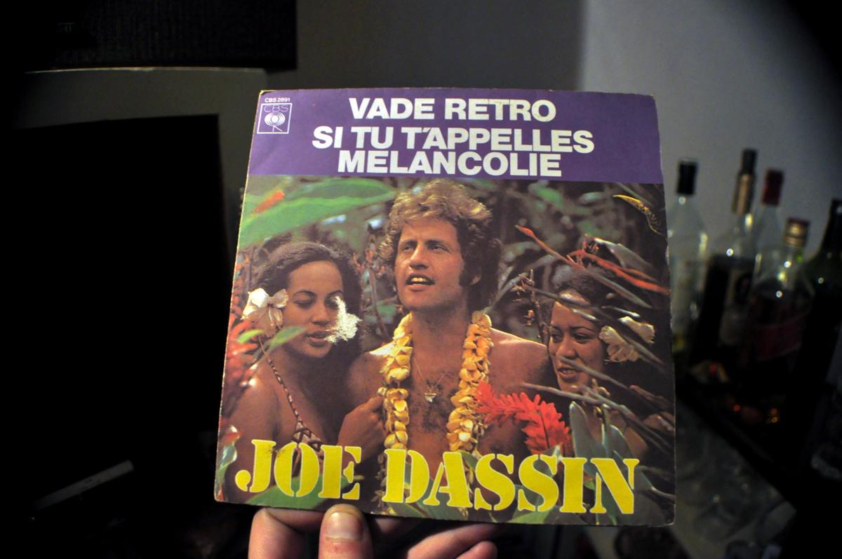 Joe Dassin 45 Tours