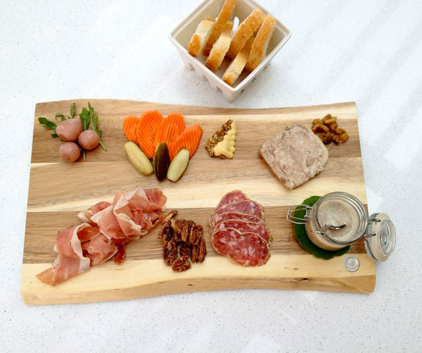 Housemade Charcuterie, Provenance