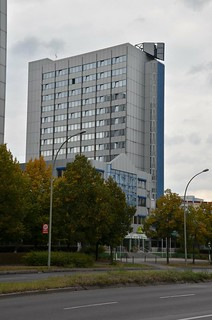 Hotel HolidayInn Berlin City East