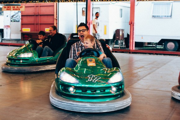 Czech Squares and Bumper Cars (8/15/14)