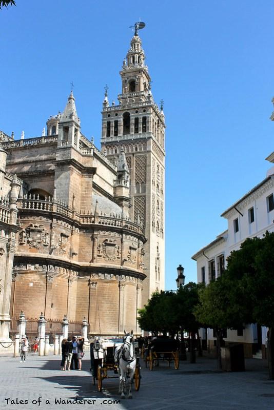 SEVILLA - Catedral de Santa María de la Sede / Giralda