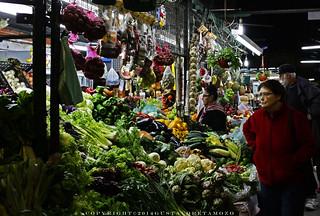 Mercado de San Telmo, Buenos Aires - Argentina