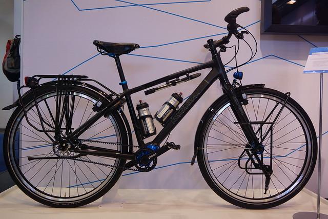Eurobike 2014: Koga World Traveller 29 Pinion