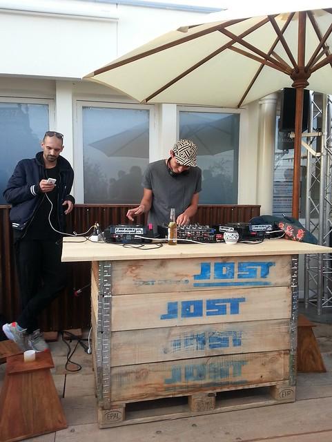 Perchoir Marais DJ