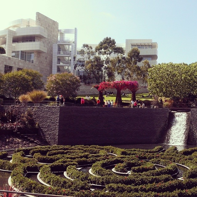 My idea of #paradise... #Getty #belair #Perfectday