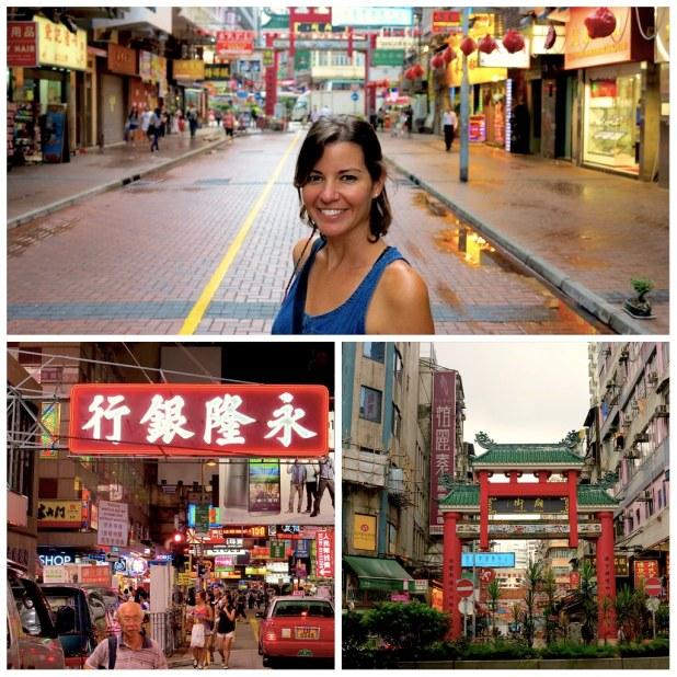 Unos día en Hong Kong