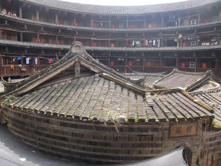 Fujian Tulou 福建土樓