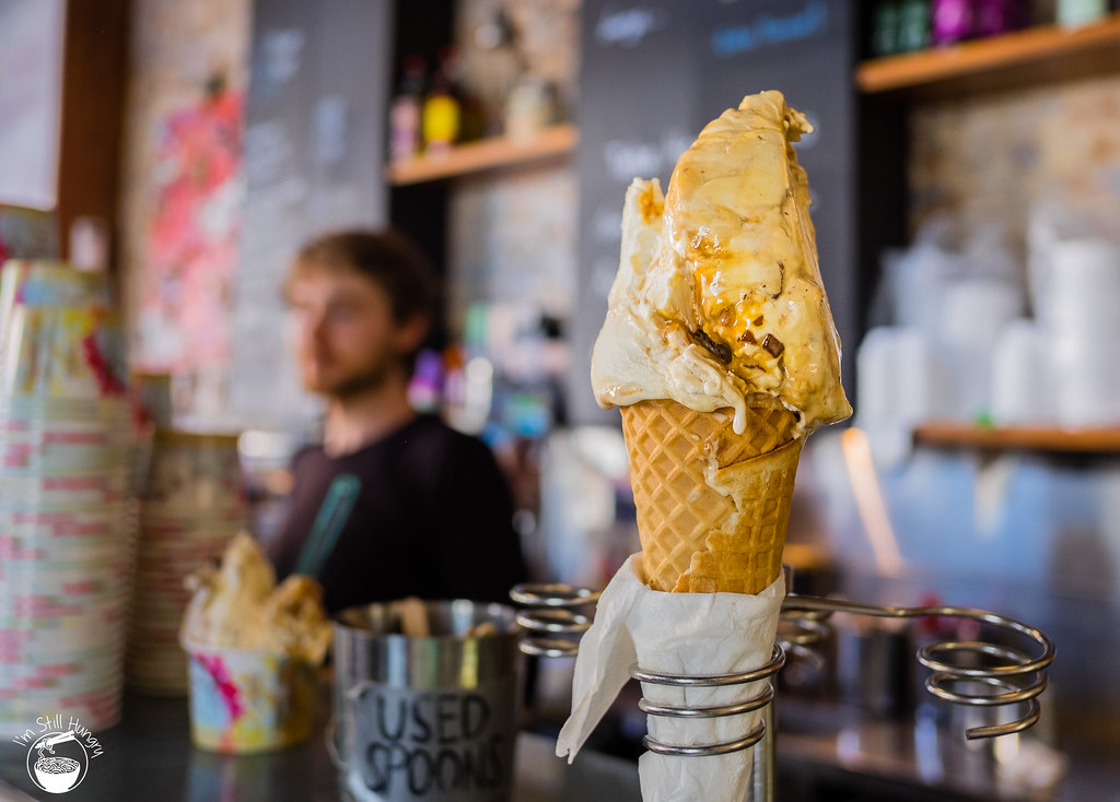 Cow and the Moon Artisan Gelato
