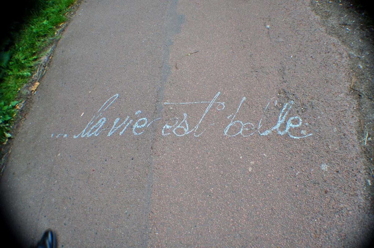 La Vie Est Belle (1)