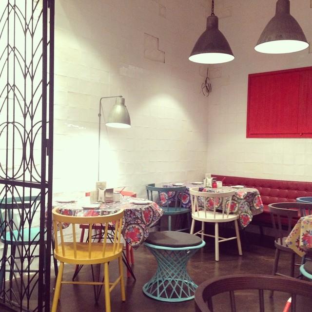 Nino Viejo, the brand new restaurant of Albert Adria and Paco Mendez (former El Bulli) in Barcelona
