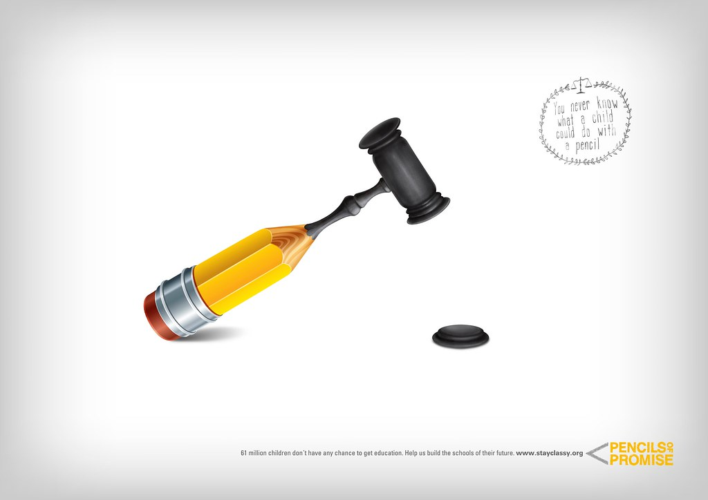 Pencils Promise - Justice
