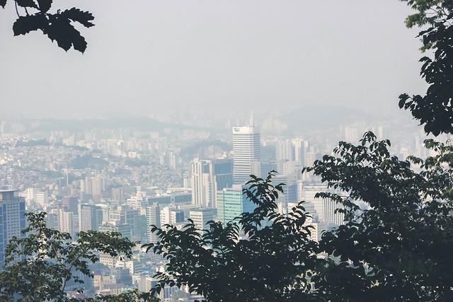 City Seoul Area