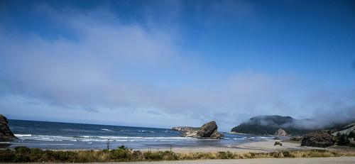 Oregon Coast near Bandon
