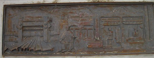 Skinningrove Works Centenary Plaque