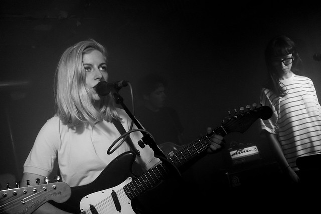 Alvvays at Birthdays