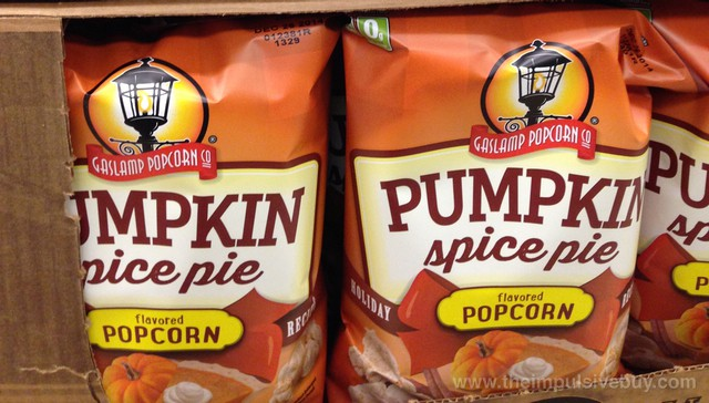 Gaslamp Popcorn Co Pumpkin Spice Pie Popcorn