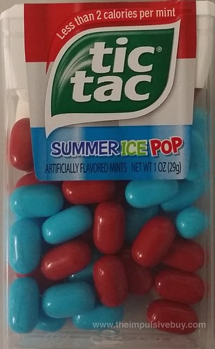 Tic Tac Summer Ice Pop