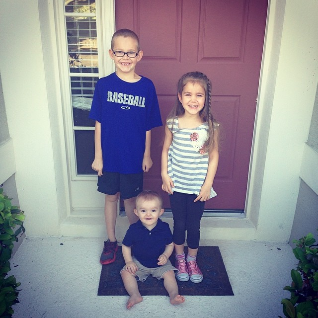 Last day of school! They are definitely ready for 3rd grade and Kindergarten. #wheresthepausebutton