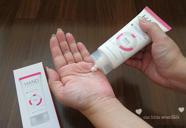 Hand Chemistry 5